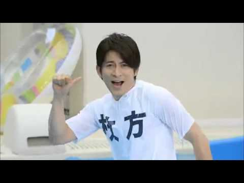 岡田准一 ひらぱー CM スチル画像。CM動画を再生できます。