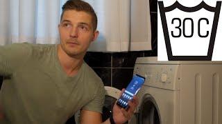Samsung Galaxy S8 a mosógépben!