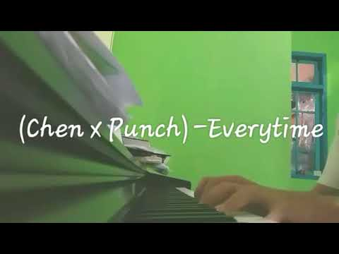 CHEN X PUNCH - EVERYTIME || OST DOTS || PIANO COVER || NICKHO
