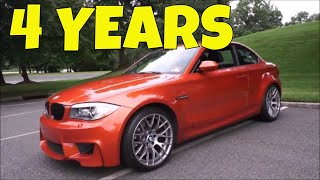 BMW 1M -  4 Year Ownership Review