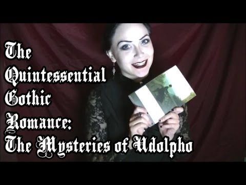 Gothic Book Reviews: The Mysteries of Udolpho by Ann Radcliffe