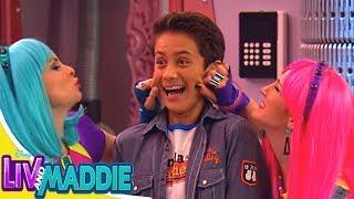 Лив и Мэдди: Калифорния - Сезон 4 серия 02 - Линда и Хэзер l Игровые сериалы Disney
