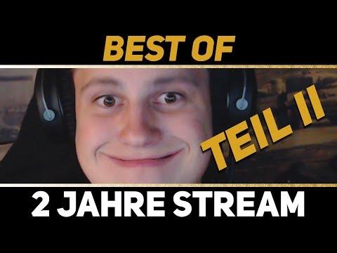 2 JAHRE STREAM: BEST OF Teil II