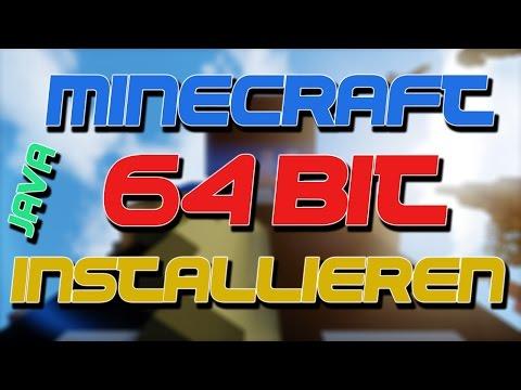Minecraft In 64 Bit Installieren [Tutorial]