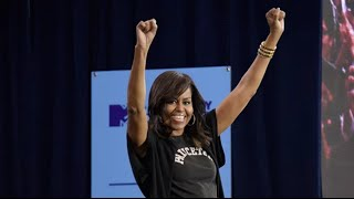 13 Moments That Made Us Fall in Love With Michelle Obama