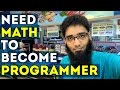 Do You Need Maths to Become a Programmer