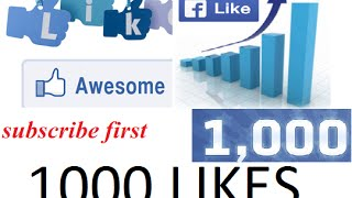 How to get More Likes On Facebook Profile Picture 2016 100% work Guarantee