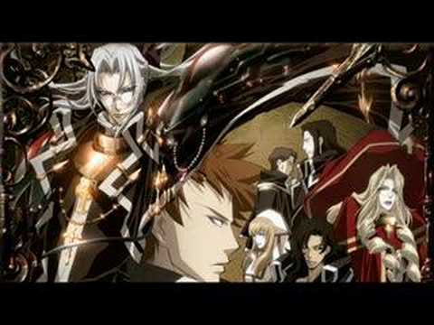 Trinity Blood-Broken Wings(lyrics)