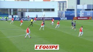 Les buts de france-spartak moscou (u19) en vidéo - foot - cm 2018 - bleus