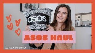 ASOS HAUL FALL 2019 🍁 5 FALL WARDROBE ESSENTIALS