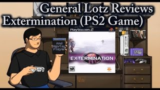 General Lotz Reviews Extermination (PS2)
