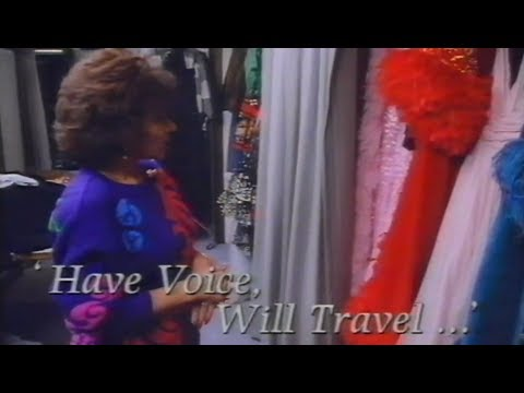 Shirley Bassey The 1994 BBC Wales Documentary -Have Voice Will Travel-
