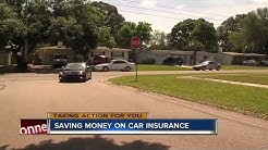 Auto insurance rates in Florida rank 5th highest in nation