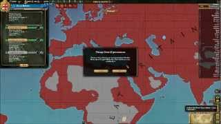 Europa Universalis 3 Divine Wind 5.2 - Global Empire Collapses!!!