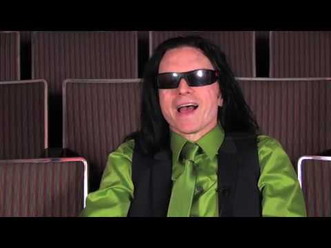 Tommy Wiseau exclusive interview (Part 1) - YouTube