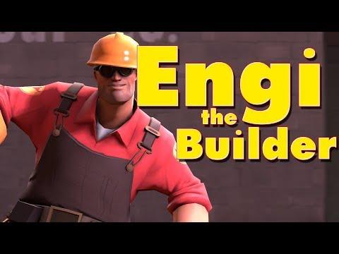 Engi the Builder [The Saxxy Awards 2017 Short | Comedy]