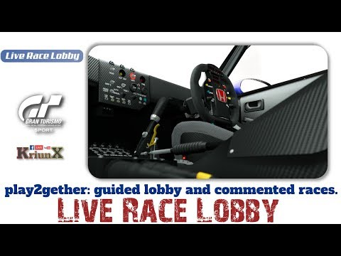 FIA Nations Set. Group 4 | Live Race Lobby | Gran Turismo Sport thumbnail