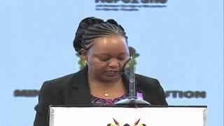Rais Kenyatta Ashtumu Wanaowavua Wanawake Nguo