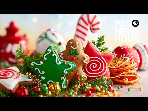 Christmas Cookie Happiness - Cover
