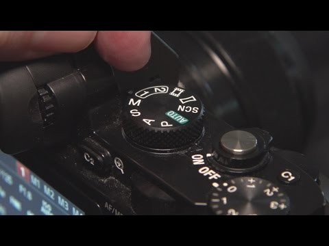 How to Set up Mode Dial 1 & 2 - For all Sony A7series & A7IIseries & A6300