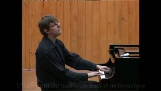 Francis Poulenc: Les soirées de Nazelles (Jan Dušek - piano) /LIVE/