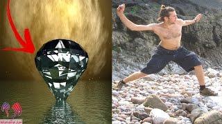 احذر من رمي الحجارة في الماء