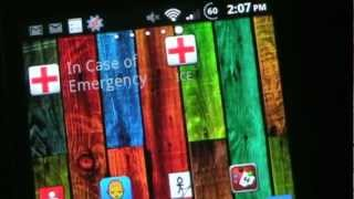 ICE - In Case Of Emergency - Android App Review