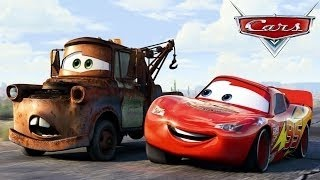 Мультфильм про машинки  Тачки  Молния Маквин  Новый сезон   1 серия  Disney Cars