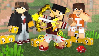 Minecraft: ESCADONA - ARCO LUCKY BLOCK ‹ AMENIC ›
