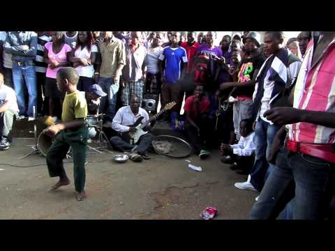 Zimbabwe Music, Street Talent, Life Safari TV, Gavin McLeman, Harare.