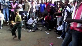 Zimbabwe Music, Street Talent, Life Safari TV, Gavin McLeman, Harare.