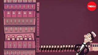 ปฏิทรรศน์โรงแรมอนันต์ - Jeff Dekofsky