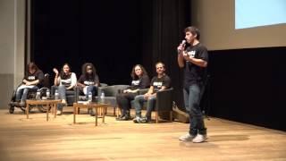 Isaac Sá | Vidas Ubuntu Porto 2015