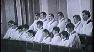 The little road to Bethlehem (Michael Head) - Guildford Cathedral Choir (Barry Rose)