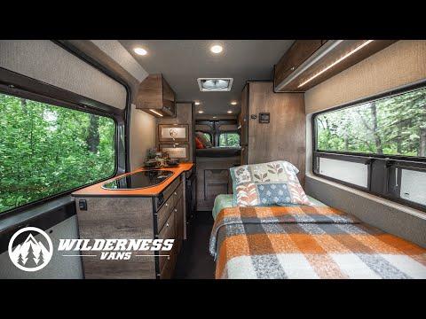 Wilderness Vans Euro ProMaster Camper Van