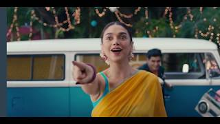 New styles, experiences, memories - aditi rao hydari discovers a whole festive season of style with ajio, from pujo to navratri. how's that for s...