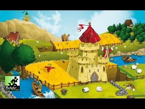 Kingdomino Gameplay Runthrough - YouTube