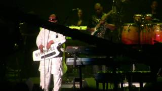 Stevie Wonder - Did I Hear You Say You Love Me - Live in Concert at Bonnaroo 2010
