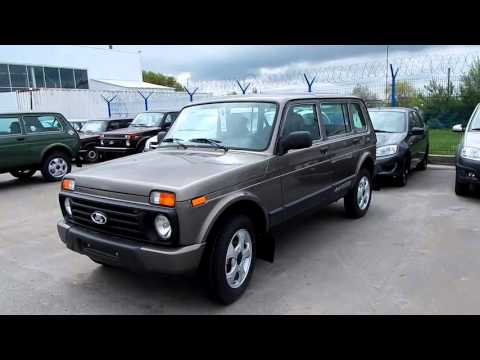 Lada 4x4 Urban Long &  Lada 4x4 2 (2018)