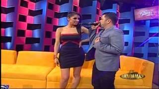 Roberto Jr. y Su Bandeno Aunque Pasen Los Anos a´La Banda Night Show