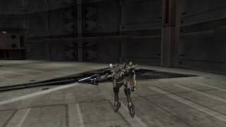 Armored Core Silent Line - Mobius vs AI ACs