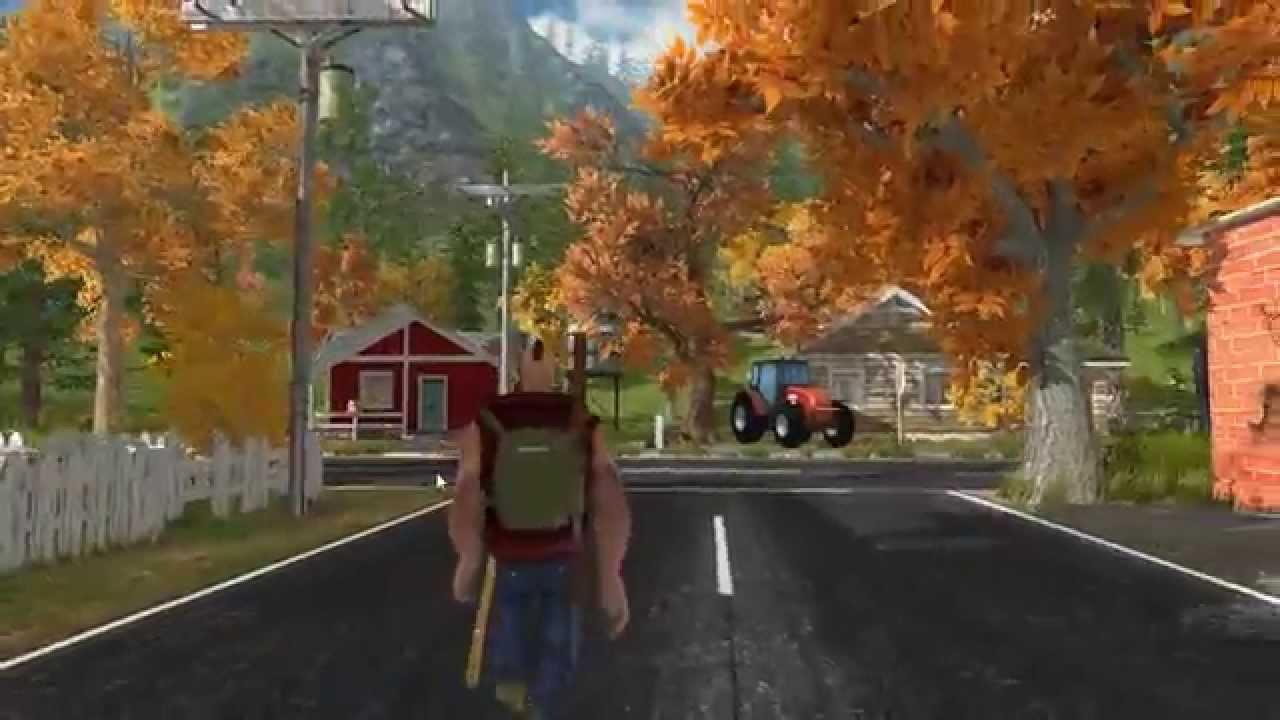Unity3d survival game prototype