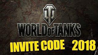 world of tanks invite code february 2019