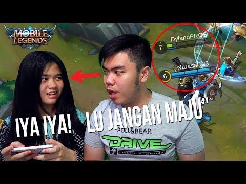 KETIKA PUNYA ADIK CEWE MAIN ML JUGA ! - Mobile Legends Indonesia #7