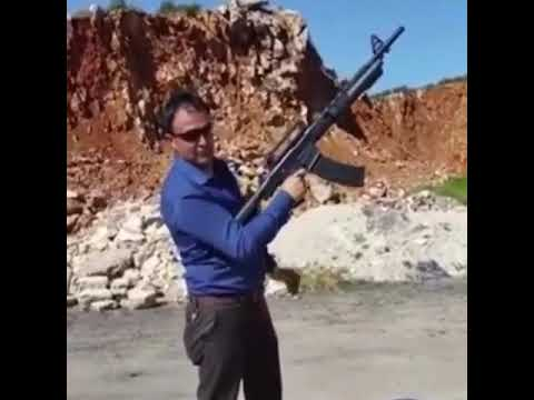 Üzümlü Şarjörlü Pompalı Av Tüfeği