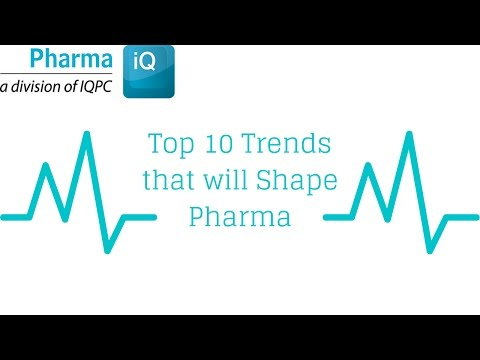 The Top 10 Trends that will Shape Pharma