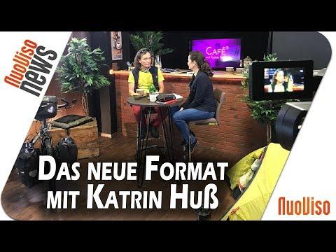 Das neue Format mit Katrin Huß - NuoViso News #46