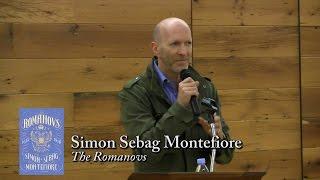 """Simon Sebag Montefiore, """"The Romanovs"""""""