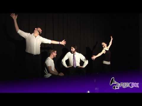 Music Box at The London Improv Theatre 14 4 2017