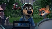 Rock Dog Sad Scene Radiohead No Surprises - YouTube